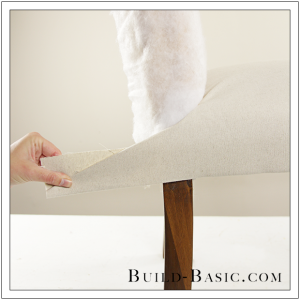 How To Re-Cover a Dining Chair Part 2 by Build Basic - Step 16