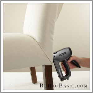 How To Re-Cover a Dining Chair Part 2 by Build Basic - Step 18