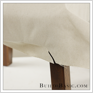 How To Re-Cover a Dining Chair Part 2 by Build Basic - Step 5