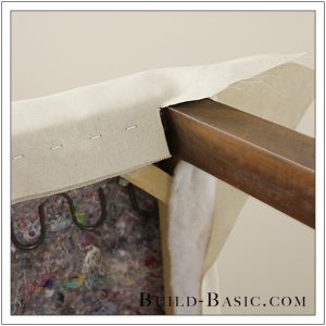 How To Re-Cover a Dining Chair Part 2 by Build Basic - Step 6
