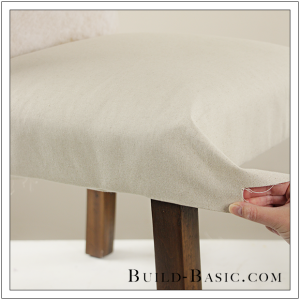 How To Re-Cover a Dining Chair Part 2 by Build Basic - Step 8