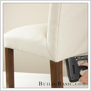 How To Re-Cover a Dining Chair Part 3 by Build Basic - Step 10