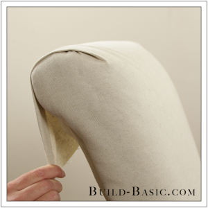 How To Re-Cover a Dining Chair Part 3 by Build Basic - Step 6