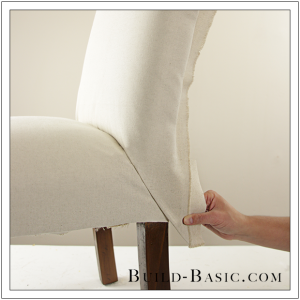 How To Re-Cover a Dining Chair Part 3 by Build Basic - Step 8