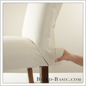 How To Re-Cover a Dining Chair Part 3 by Build Basic - Step 9