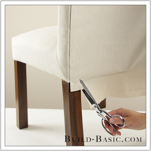 How To Re-Cover a Dining Chair Part 4 by Build Basic - Step 6