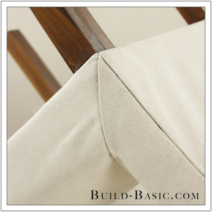 How To Re-Cover a Dining Chair Part 4 by Build Basic - Step 8