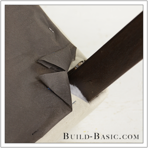 How To Re-Cover a Dining Chair Part 5 by Build Basic - Step 3