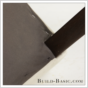 How To Re-Cover a Dining Chair Part 5 by Build Basic - Step 4