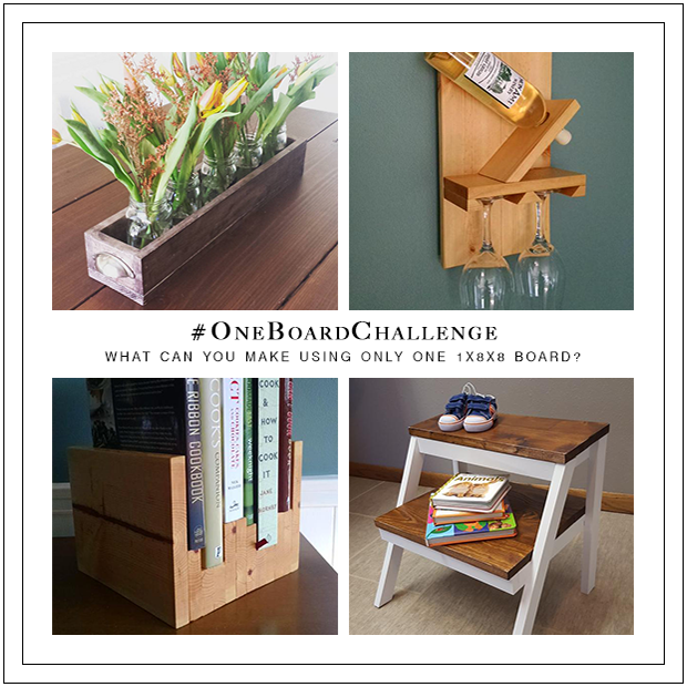 Winner of the #OneBoardChallenge One Board Challenge on @BuildBasic