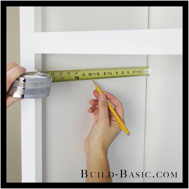 The Build Basic Custom Closet System Adjustable Shelves