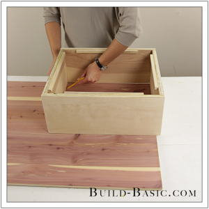 The Build Basic Custom Closet System - Built-in Closet Drawers - Step 10