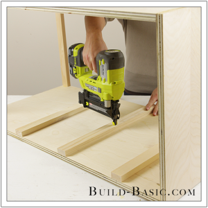 The Build Basic Custom Closet System - Built-in Closet Drawers - Step 6