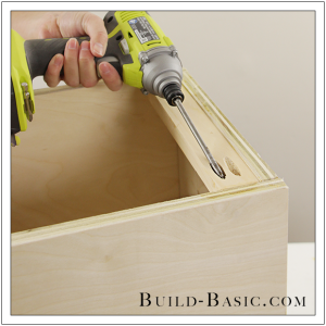 The Build Basic Custom Closet System - Custom Closet Cabinet - Step 10