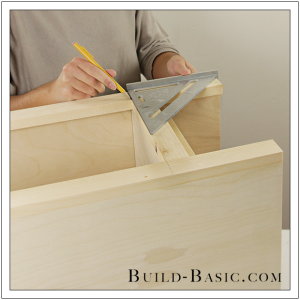 The Build Basic Custom Closet System - Custom Closet Cabinet - Step 11