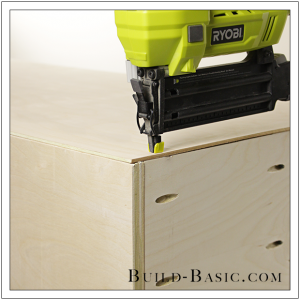 The Build Basic Custom Closet System - Custom Closet Cabinet - Step 15