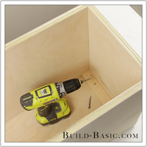 The Build Basic Custom Closet System - Custom Closet Cabinet - Step 16