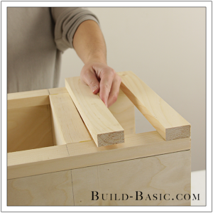 The Build Basic Custom Closet System - Custom Closet Cabinet - Step 17