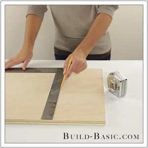 The Build Basic Custom Closet System - Custom Closet Cabinet - Step 4