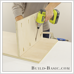 The Build Basic Custom Closet System - Custom Closet Cabinet - Step 5