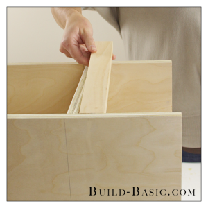 The Build Basic Custom Closet System - Custom Closet Cabinet - Step 9