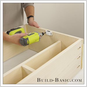 The Build Basic Custom Closet System - Hideaway Ironing Station - Step 10