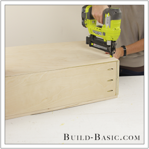 The Build Basic Custom Closet System - Hideaway Ironing Station - Step 11