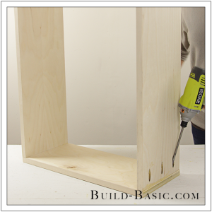 The Build Basic Custom Closet System - Hideaway Ironing Station - Step 4
