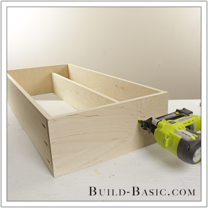 The Build Basic Custom Closet System - Hideaway Ironing Station - Step 6