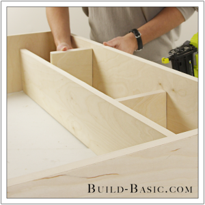 The Build Basic Custom Closet System - Hideaway Ironing Station - Step 7