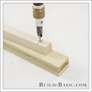 The Build Basic Custom Closet System - Pull Out Shoe Organizer - Step 4