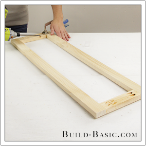 The Build Basic Custom Closet System - Tilt-out Hamper - Step 14