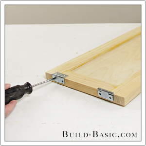 The Build Basic Custom Closet System - Tilt-out Hamper - Step 17