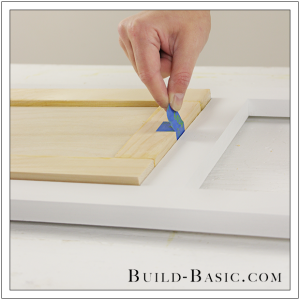 The Build Basic Custom Closet System - Tilt-out Hamper - Step 18