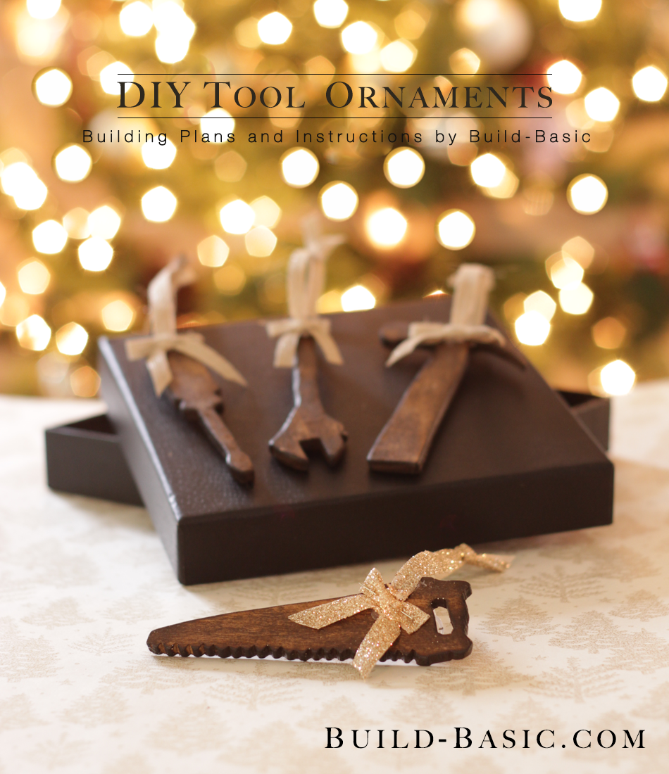 Make Diy Tool Ornaments Build Basic