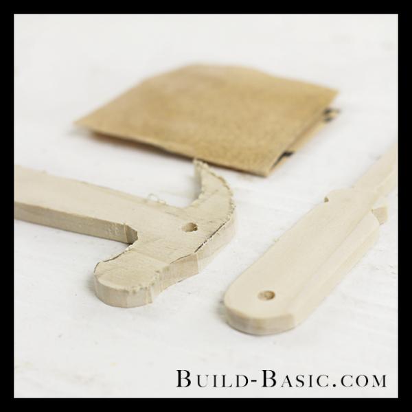 DIY Tool Ornaments by Build Basic - Step 11