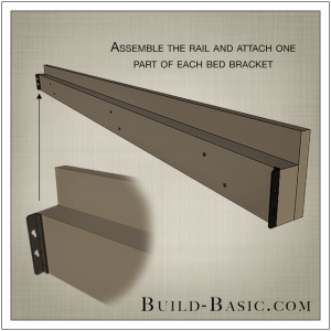 DIY Beadboard Bed by Build Basic - Step 7