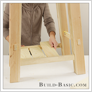 DIY Side Table by Build Basic - Step 11