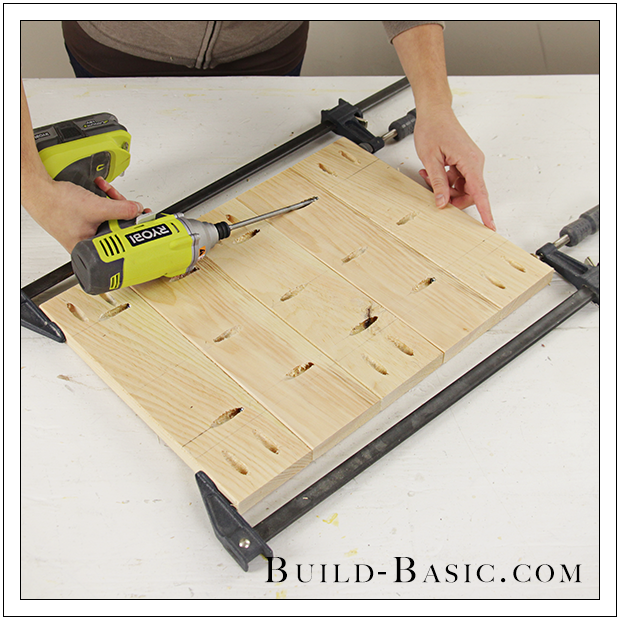 DIY Side Table By Build Basic   Step 12
