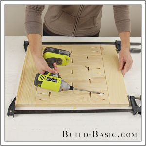 DIY Side Table by Build Basic - Step 13