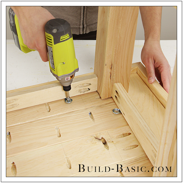 DIY Side Table By Build Basic   Step 19