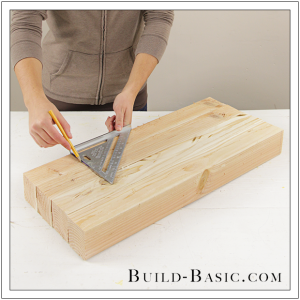 DIY Side Table by Build Basic - Step 4