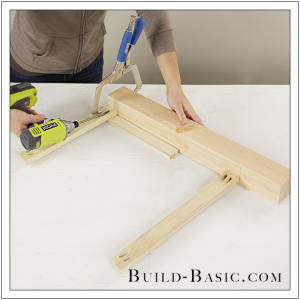DIY Side Table by Build Basic - Step 5