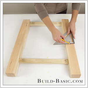 DIY Side Table by Build Basic - Step 6