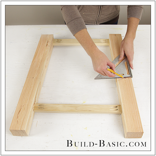 Build A DIY Side Table Build Basic - How to build an end table