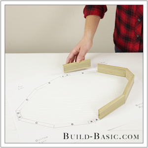 Build a DIY Football Tray by Build Basic - Step 6