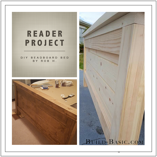 Build Basic Reader Project - DIY Beadboard Bed by @BuildBasic www.build-basic.com