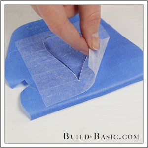 DIY Faux Slate Coasters by Build Basic - Step 10