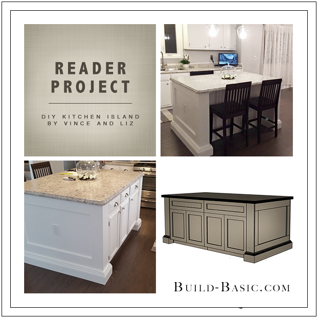 Build Michaela S Kitchen Island Diy Projects: DIY Kitchen Island ‹ Build Basic
