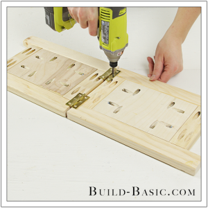 DIY Tabletop Easel by Build Basic - Step 7